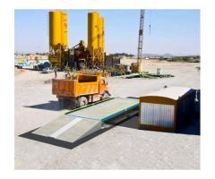 طراحی ، تولید و نصب انواع باسکول بین راهی به ظرفیت 50 تن