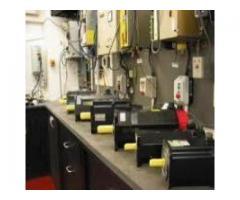 تعمیر و راه اندازی انواع سیستم های سرو موتور ، تعمیر درایو موتور