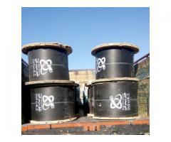 انواع کابل برق الومینیومی خودنگهدار جهت شبکه هوایی در بجنود