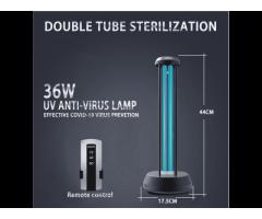دستگاه ضدعفونی کننده یوویuvc از بین برنده ویروس کرونا