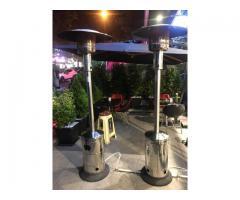گرماتاب گازی چتری