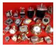 فروش انواع تریستور بشقابلی و کابلی ، موتور استپر ، بوهلر