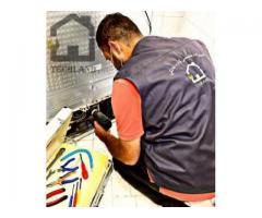 شرکت تک لند - تعمیر انواع لوازم خانگی |تعمیر یخچال |تعمیر کولر گازی|تعمیر لباسشویی
